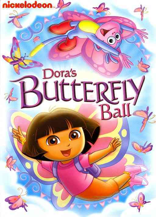 DORA THE EXPLORER:DORA'S BUTTERFLY BA BY DORA THE EXPLORER (DVD)